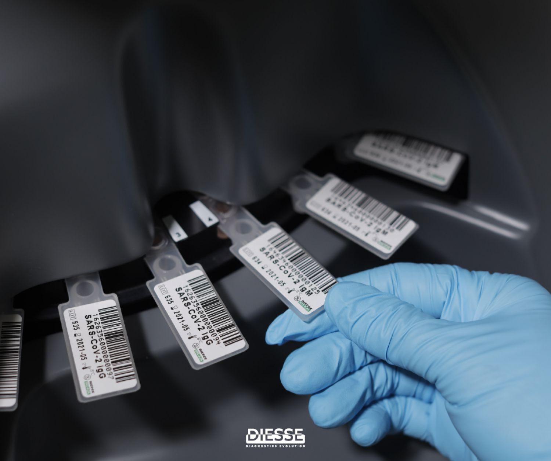 DIESSE ANNOUNCES A NEW SARS-CoV-2 ANTIGEN TEST